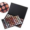 Paleta da sombra de maquiagem Paleta de 120 Cores Ultra Shimmer Quente & Cool Sombra paleta Da Sombra de Olho Maquiagem kit conjunto de Cosméticos