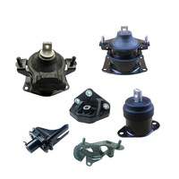 New Engine Motor Trans Mount Set Fit For ACURA TL 3 2L 04 06 6PCS For