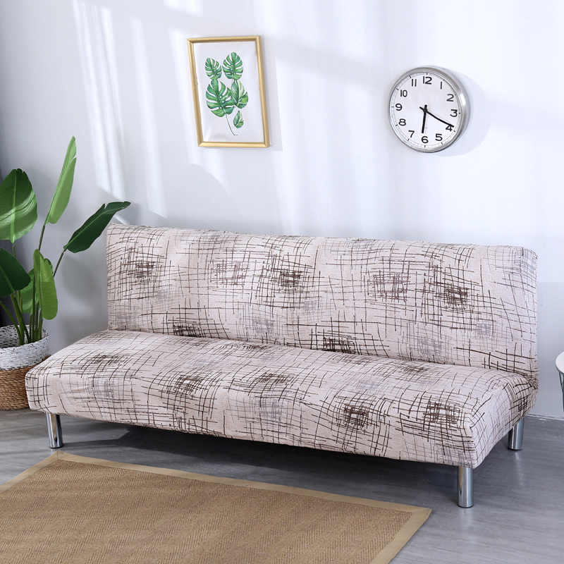 stylish sofa arm covers | Aliexpress.com : Buy Simple Modern Printing Sofa Bed Cover ...