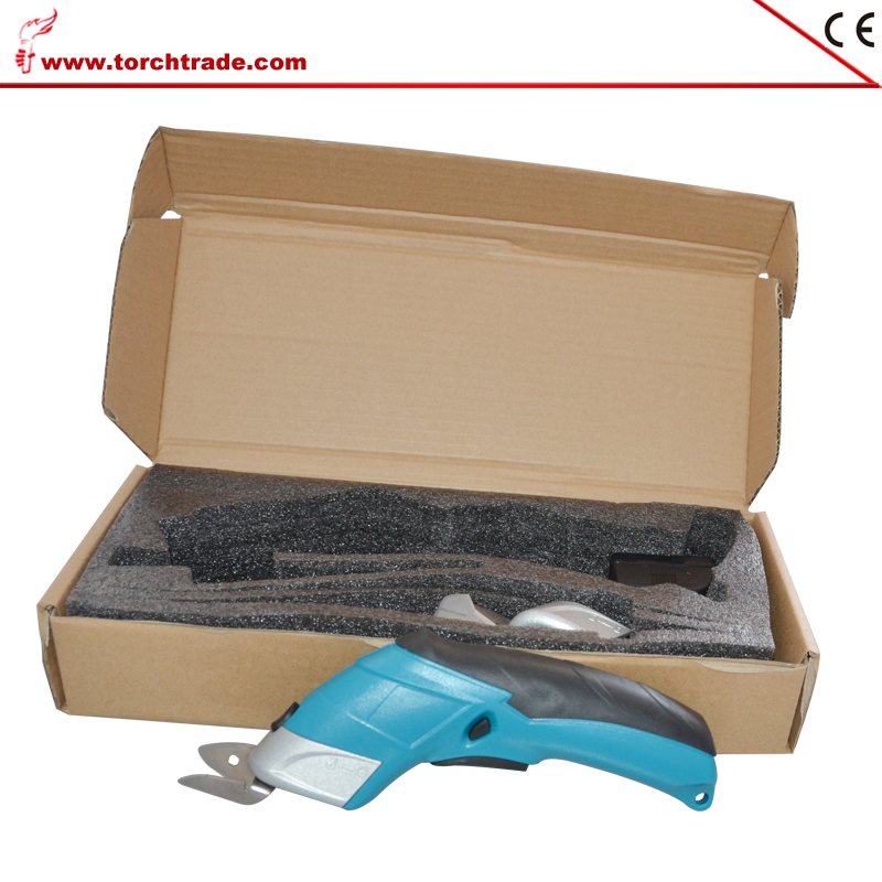 Electric Scissors Electric Cutting Tools for Cutting Cloth Leather Fabric Textile Leather ec cutter electric cutting scissors for precision fabric cutting and trimming needs