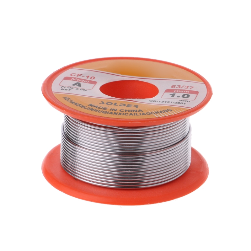 1.0mm 50g Tin Solder Wire Welding Wires for Electronic Soldering High Quality New Arrival  2019