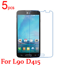 5pcs Ultra Clear Matte Nano anti Explosion Screen Protector Film Cover For LG Series III L90