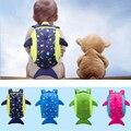 Nova Marca de Qualidade da Segurança da Criança Andando Arnês Mochila Golfinho Bebê Saco Anti-perdido Arreios Trelas Do Bebê Jardim de Infância Mochila