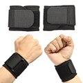 2 шт унисекс обертывания для поддержки запястья повязки спортивные тренировочные упражнения ручной Бандаж ремень для бадминтона тенниса Т...