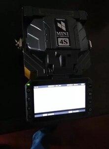 Image 3 - オリジナルfiberfoxミニ4 4sミニ6sミニ5s光ファイバ融着接続機溶接機タッチスクリーン
