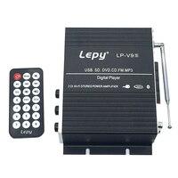 LP V9S Digital High Quality Small Power Amplifier 3 5mm Audio US UK EU Standard Power
