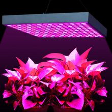 цена на LED Grow Light Panel 45W Red Blue Spectrum Led Grow Lamp 225 LEDs Grow Lights Update Reflector Plant Lamps For Indoor Plants