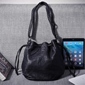 PU Leather Bag Cross Body 2016 New Women Messenger Bags Small Special Offer Shoulder Bags Famous Brand bolsa feminina Black tote