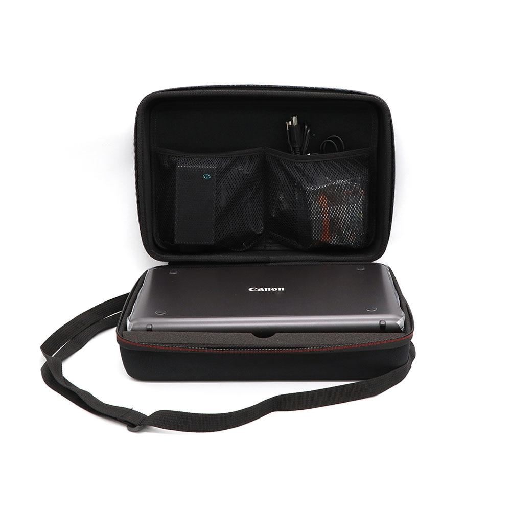 Image 3 - Новый жесткий футляр для хранения EVA для путешествий, чехол для  Canon PIXMA iP110, беспроводной мобильный принтер с прилагаемой  батареейЧехлы для телефона