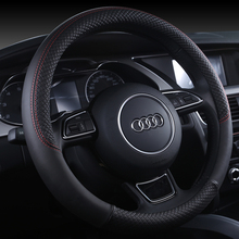 3D Car Steering Wheel Cover 38CM Slip-Resistant, Steering Wheel Hubs,Car Styling For Car,Environmental Protection Material