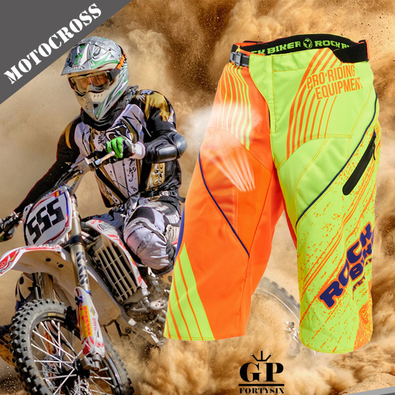 Summer quick-drying off-road Shorts 360 ATV DH MX BMX MTB Motocross Racing Short Pants Mountain bike Motocross MX Sport Pants