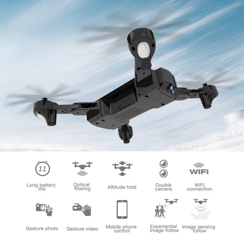 SG900 składany Quadcopter 2.4GHz 720 P/1080 P HD Drone Quadcopter WIFI FPV drony zdalnie sterowany dron helikopter z kamerą w Helikoptery RC od Zabawki i hobby na  Grupa 2