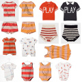 Pre-order 8pcs/lot Bobo Choses New Summer 2017 Brand pattern fashion sylvia 544658730944