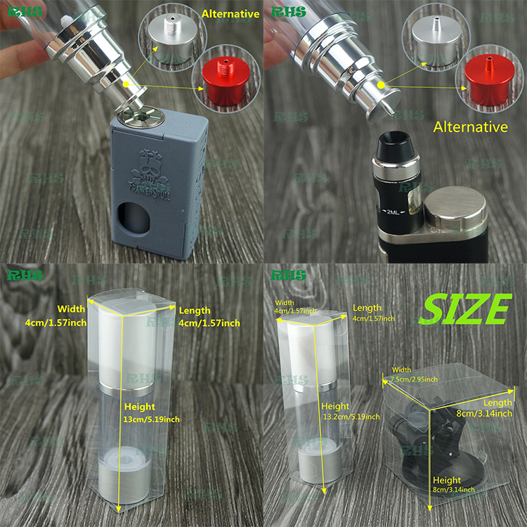 1set super portable and easy to ues car ez dripper bottle car Driver dropper gold and silver colors for your choice free ship