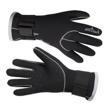 2017 New 3mm Neoprene Diving Gloves High Quality Gloves for Swimming Keep Warm Swimming Diving Equipment