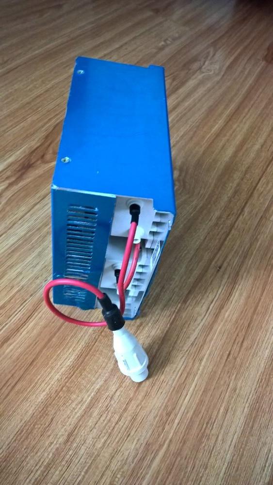 Fuente de alimentación de láser de CO2 de 60W AC220V para máquina - Piezas para maquinas de carpinteria - foto 3