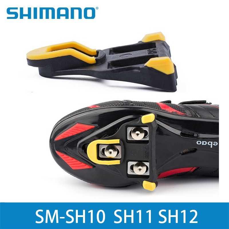 78fc51d3749 ... Shimano SPD SL Cleats SM-sh10 sh11 sh12 Bicycle Road Pedal Cleats Bike  Dura Ace ...