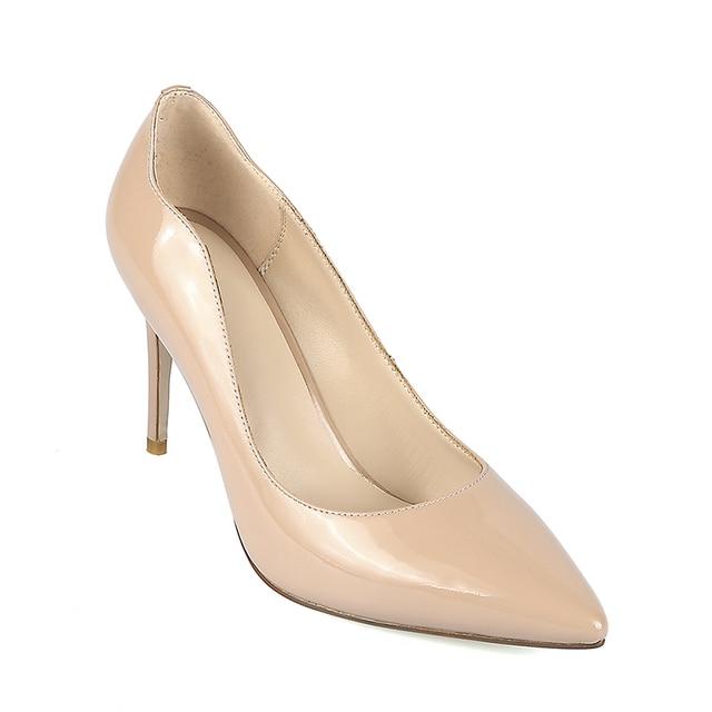 Женские модельные туфли на высоком каблуке Astabella RC605_BG010005-01-2-4 женская обувь из натуральной кожи для женщин