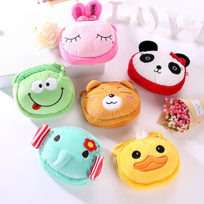 Детские мультфильм плюша сумка 3D Прекрасный животных кино аниме рюкзаки дети детский сад бумажник игрушки для Детский подарок