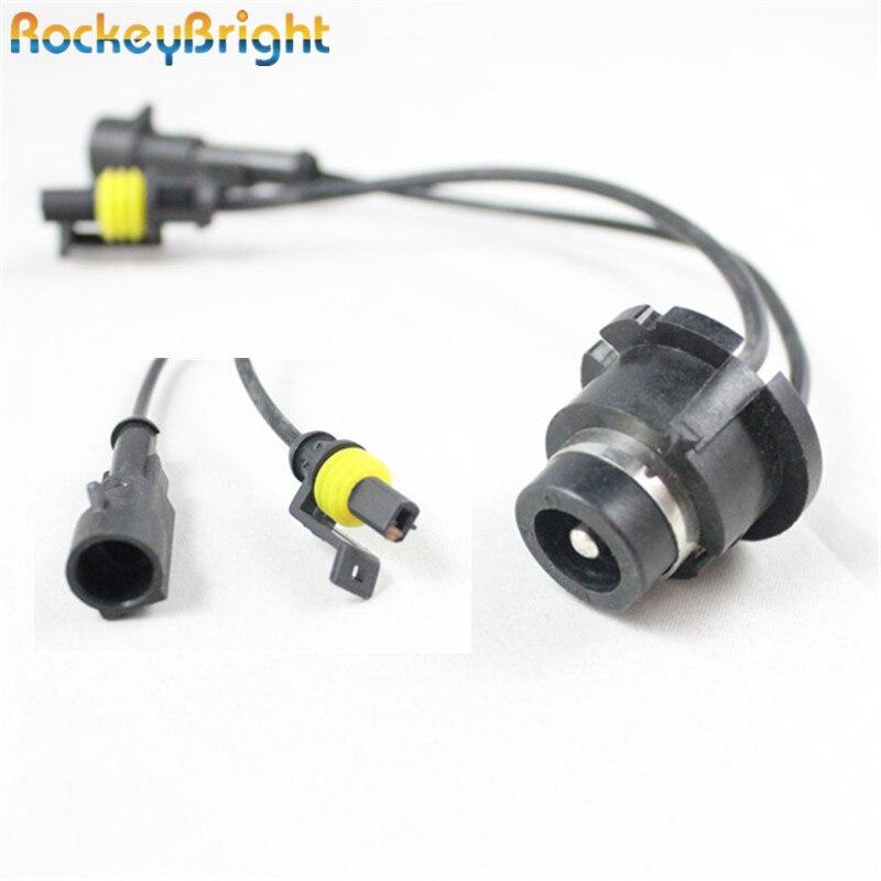 Automobiles & Motorcycles 2019 Latest Design 1piece D2s Socket Hid Bulb Socket D2s Bulb Connector For Xenon Hid Car Light Best Auto Accessories Rapid Heat Dissipation Car Headlight Bulbs(led)