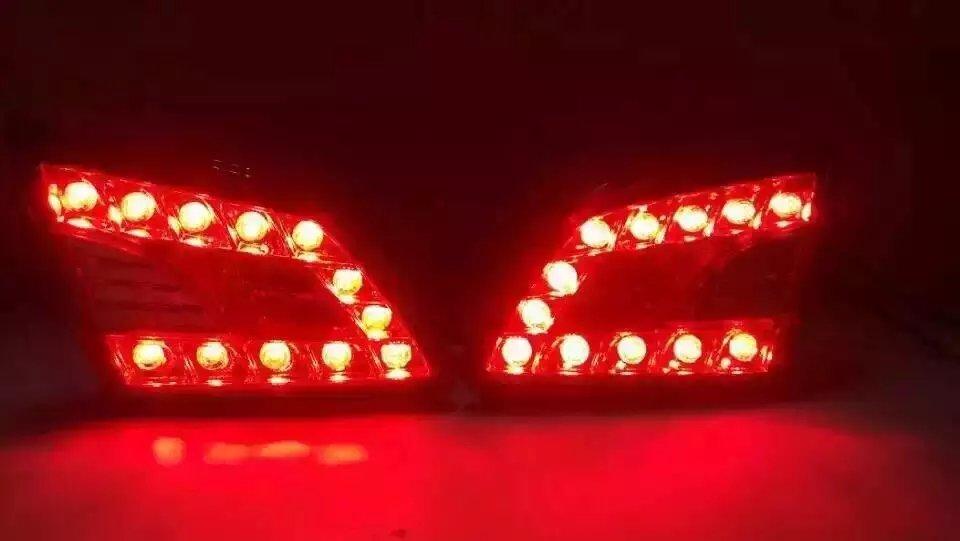Fanale Posteriore a Led, Luce di Freno, Luce di Marcia Diurna, lampada Della Nebbia per Nissan Sentra Sylphy 2012 2013 2014 2015
