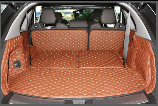 Special Trunk Mats For Acura Mdx 7 Seats 2017 Waterproof Boot Carpets Cargo Liner 2016 Free Shipping On Aliexpress Alibaba Group