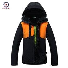 Зимние мужские Последняя мода цвет лоскутное хлопчатобумажное пальто ветрозащитный водонепроницаемый тепловой хлопок наполнитель куртка брюки повседневные комплекты 9682