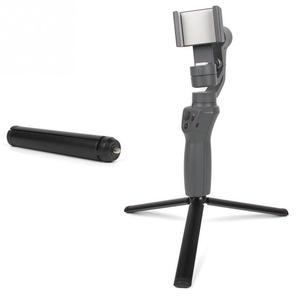 Image 3 - Zwart multifunctionele Handheld Gimbal Gimbal Accessoire Camera Statief Stabilizer Voor DJI OSMO Mobiele 2