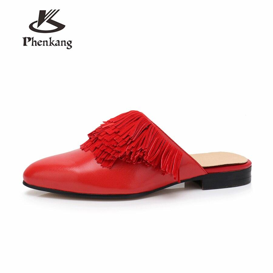 rose De Yinzo Appartements D'été Véritable Chaussures Rose Peau Oxfords 2019 Cuir Qualité Pour red En Bleu Rouge Mouton Sandales Femme Blue Derbies Dame K1FJcTl