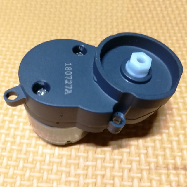 Engrenage de brosse latérale pour Xiaomi Mi 2nd génération pièces daspirateur moteur de brosse latérale pour Roborock S50 S51 S55 robot de balayage