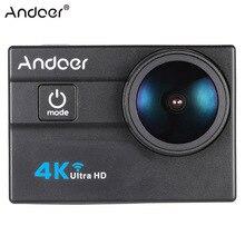 "Andoer 4K Camera WiFi Action Camera Ultra HD Mini 2.0"" LCD 16MP 1080P Sport Camera DV Video Camcorder Wide-Lens"