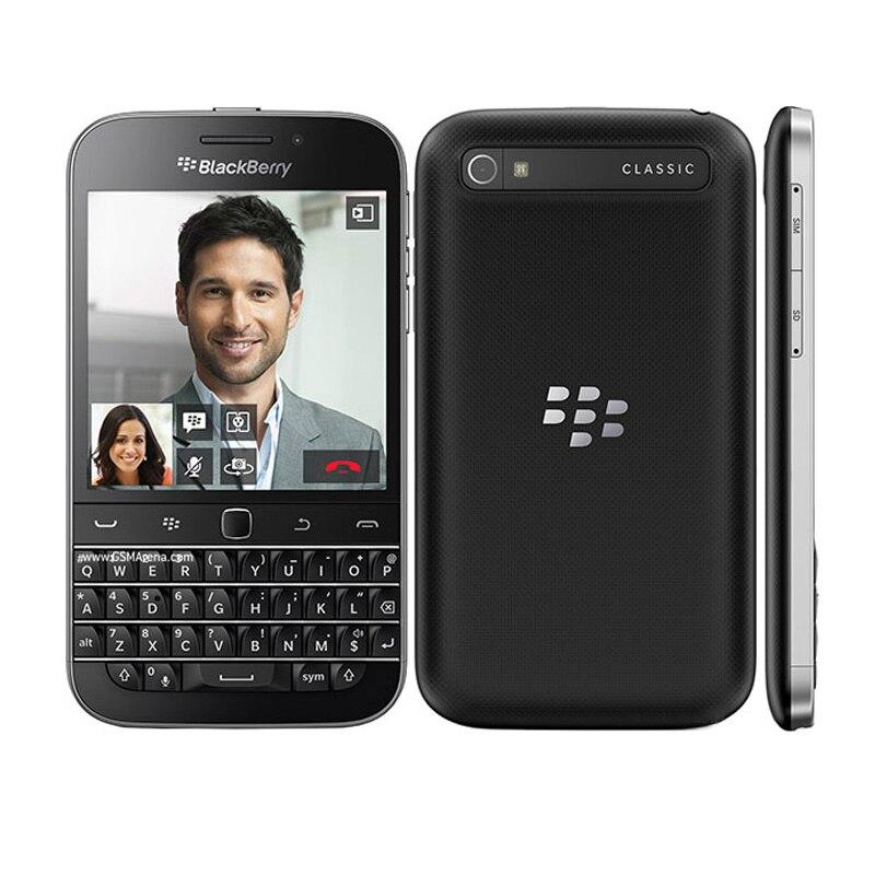 """Originele Ontgrendeld BlackBerry Classic Q20 16G ROM 3.5 """"BlackBerry Q20 8MP 4G WIFI Gerenoveerd Telefoon-in Mobiele Telefoons van Mobiele telefoons & telecommunicatie op AliExpress - 11.11_Dubbel 11Vrijgezellendag 1"""