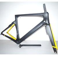 BB86 Aero Frame Carbon Road Frame Aero Internal Cable Routing Carbon Aero Bike Frame