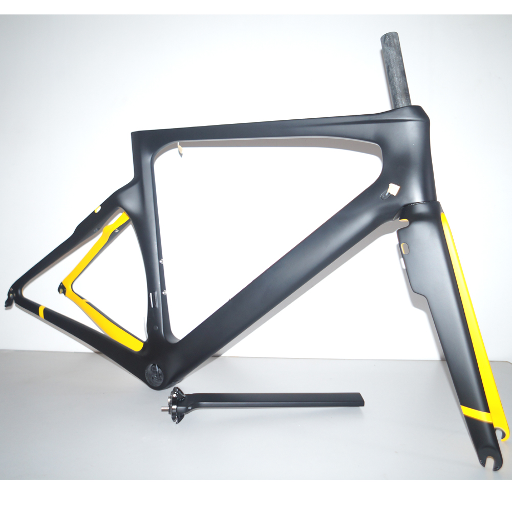 BB86 Aero Frame Carbon Road Frame Aero Internal Cable Routing Carbon Aero Bike Frame