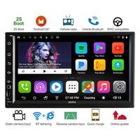 ATOTO A6 Double Din android автомобильный gps стерео плеер/Dual Bluetooth/A62711PB 1 г + 32 г/2A Быстрая зарядка/Indash Мультимедиа Радио/WiFi
