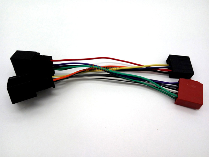 buy 12 006 iso wiring harness radio cable. Black Bedroom Furniture Sets. Home Design Ideas