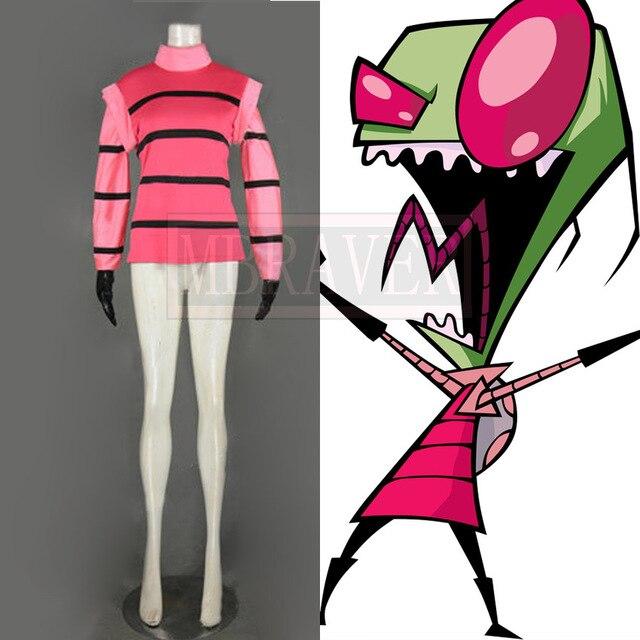 Invader Zim Cosplay Costume