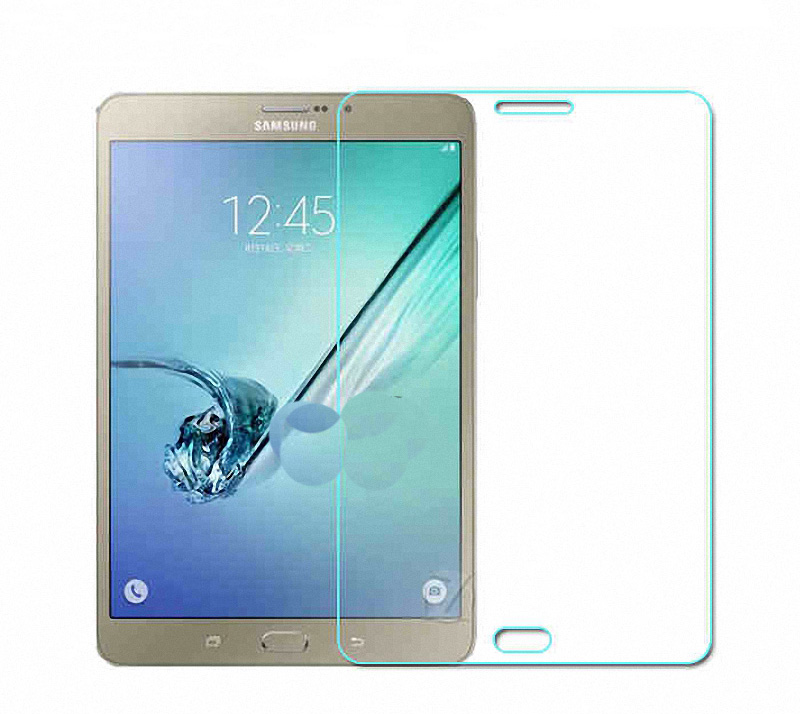 for Samsung Galaxy Tab S2 8.0 Wi-Fi 3G LTE SM T710 T713 T715 T715C T719 8 WIERSS Tempered Glass Screen Protector Film bf for tab s2 8 0 t713 t719 case shell fashion design pattern stand cover for samsung galaxy tab s2 8 0 inch tablet t710 t715c