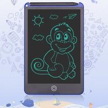 8,5 дюймов Портативный Смарт ЖК-планшет для письма электронный блокнот графический планшет с стилусом с батареей CR2020
