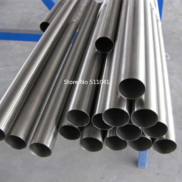 6PCS titanium Gr2 auto exhaust pipe, grade 2 exhaust emission titanium tube size 70*8*500 mm Paypal is available ti titanium metal seamless tube titanium pipe gr2 grade 2 tubing titanium 63 1 2 1000mm free shipping paypal is available