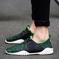 Breathable Men Women Fitness Casual Shoes Unisex Trainers New Arrival Air Mesh Shoes Summer Stripe Sport Men Shoes Size 36-44