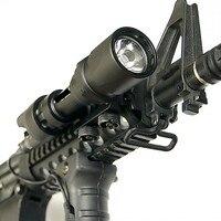 Element Airsoft Linterna M951 Waffe Licht Taktische Waffe Taschenlampe LED Lampe Softair Arma Jagd Scout Licht EX108|Waffenlichter|   -