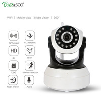Wireless 1080P IP Camera WIFI Support YI Cloud Security Camera Baby Pan/Tilt/Zoom IR Night Vision Motion Tracking Baby Monitor