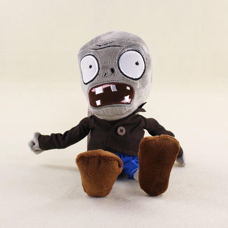 New Hot Games Plants VS Zombies Toy Soft Plush Stuffed Dolls Toys PVZ 70 styles