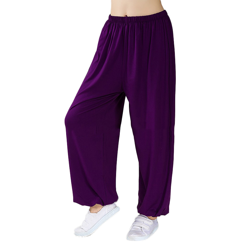 2019 New Summer Women's Hip Hop   Pants   For Women   Pant   Female Modal Trousers Women Plus Size Loose   Pants     Capris   NW2014