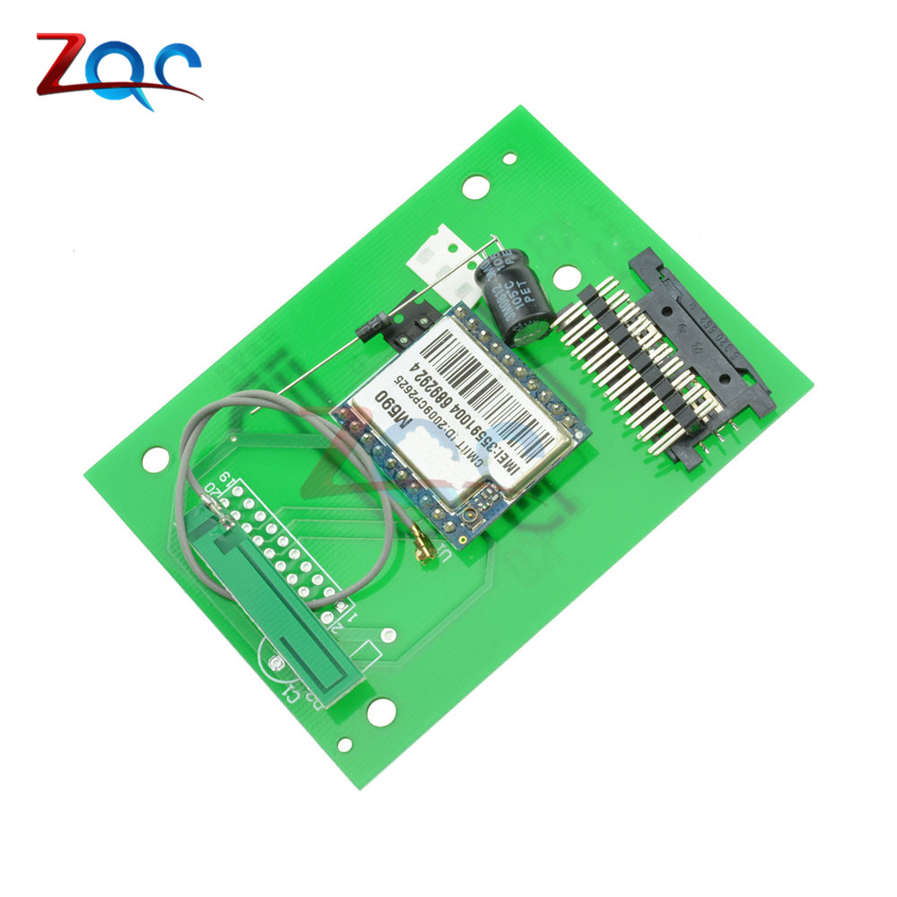 Buy Diy Kit Gsm Gprs M590 Module Short Message Microcontroller Project Based Messaging Using Arduino Service Sms For Remote Sensing Alarm From Reliable Instrument