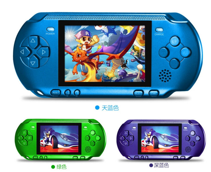 Coolbay Newest Handheld Game Console 3 2 inch Game Machine CoolBaby Built 318 Games Classic Game