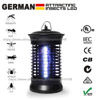 BK 15D Bug Zapper with UV Light, Mosquito Trap, Indoor Electronic Insect Killer, Fly Pests Catcher Lamp