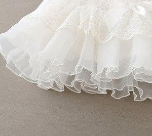 одежда для новорожденных девочек принцессы кружевное свадьба детские платья для девочек для маленьких нарядные празднечные платье для девочки 1 год