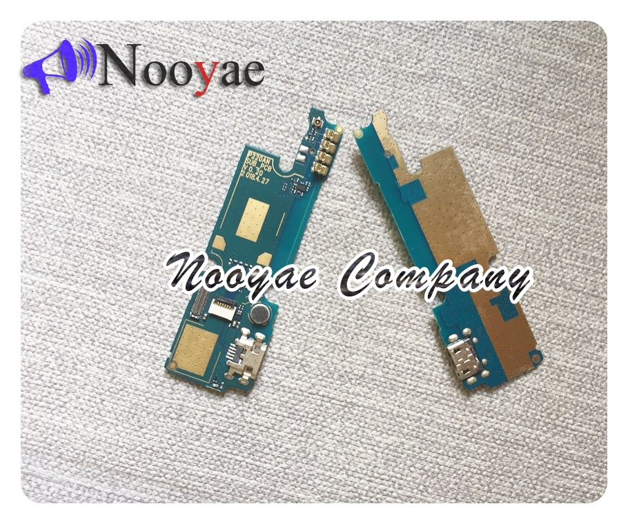 Novaphopat For Wiko View 2 go Charger Port USB Dock Charging Port Connect Connector Flex Cable